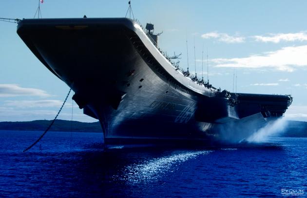 Авианосец «Адмирал Кузнецов»: настоящее и будущее