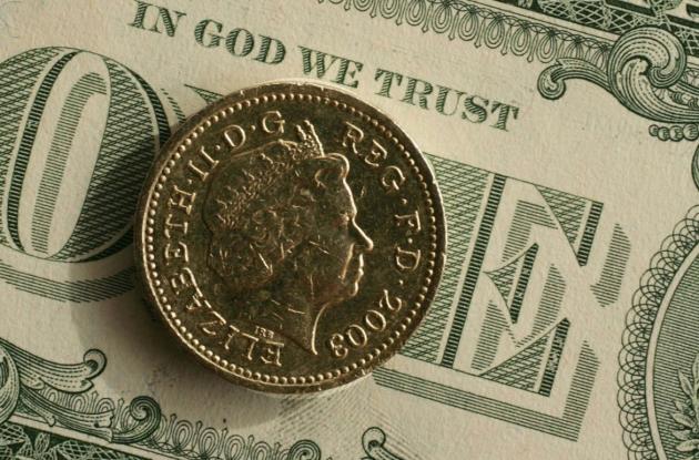 1 фунт стерлингов к доллару фаустина старшая денарий