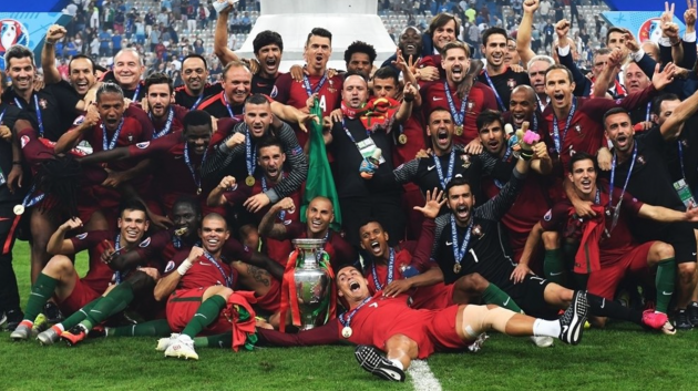 Чемпионом Европы 2016 года стала сборная Португалии!