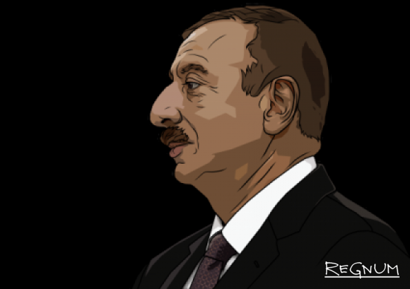 Алиев бросает вызов Минской группе ОБСЕ