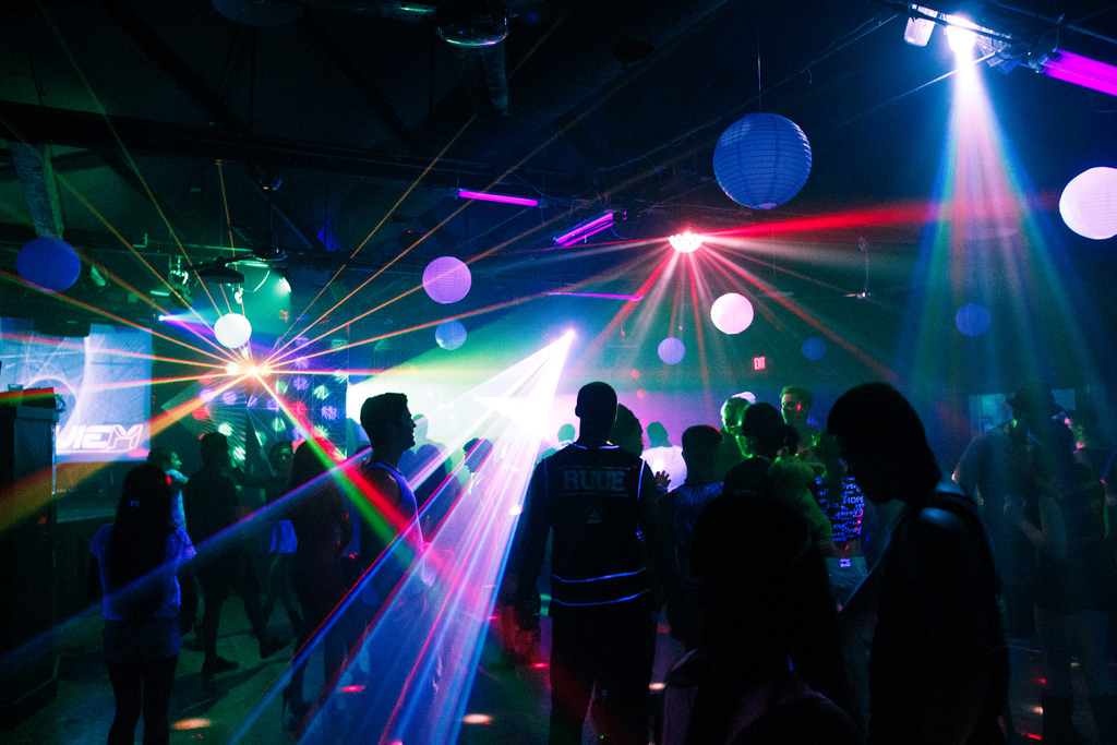 Картинки для ночных клубов