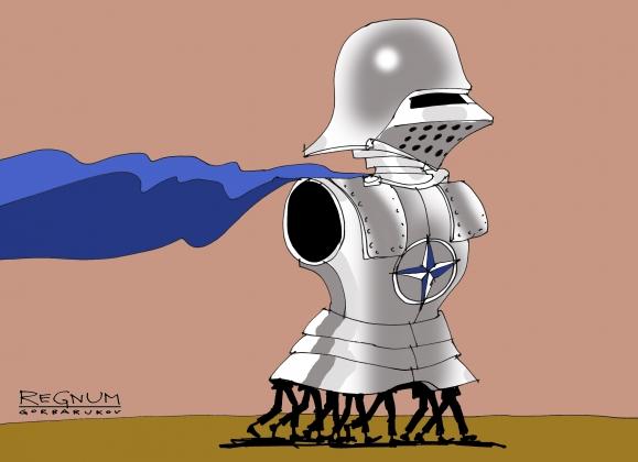 Саммит НАТО идёт в атаку