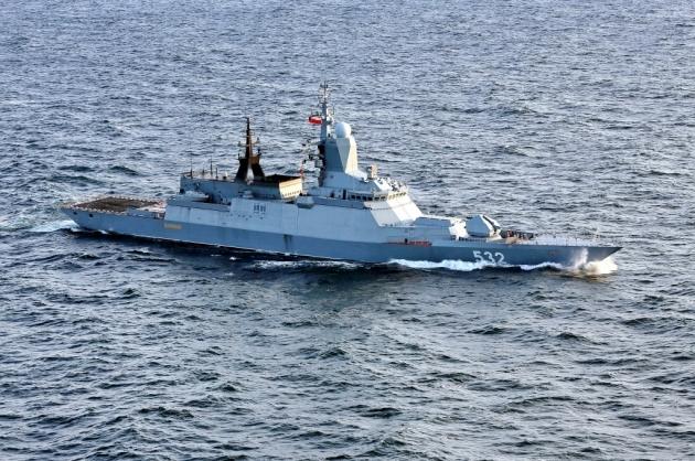 После саммита НАТО в Польше ВМФ России опробовал антиторпеду на Балтике
