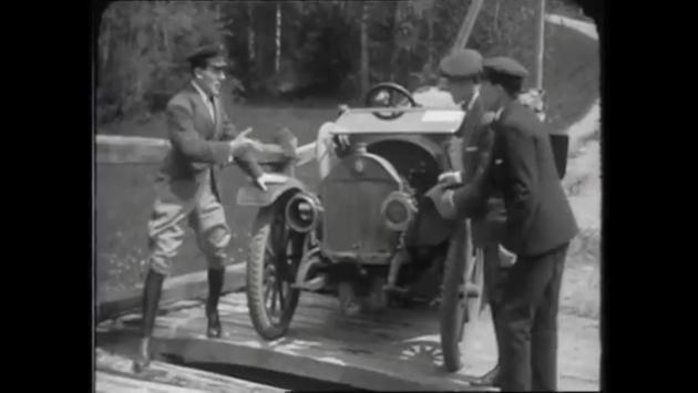 Цитата из к/ф «Проект инженера Прайта». Реж Лев Кулешов.1918. Россия