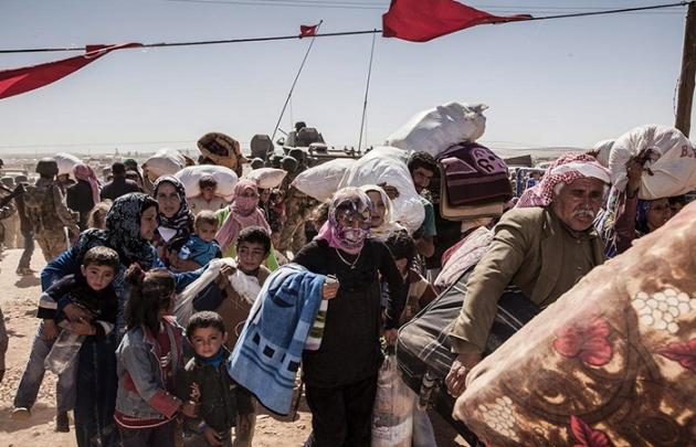 WFP: Иордания согласна на транзит продовольствия для сирийских беженцев
