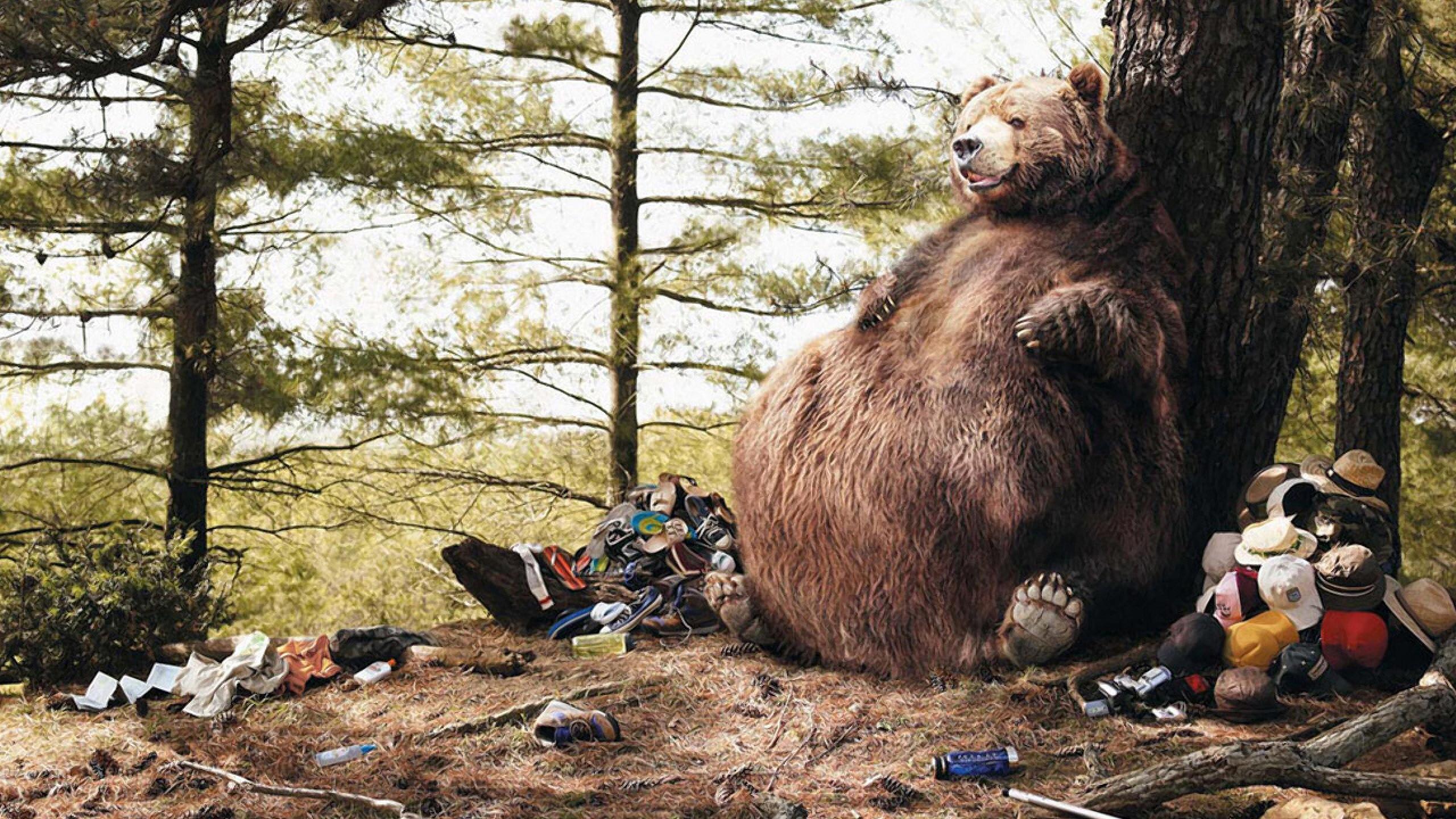 Медвежата у домика лесника без смс