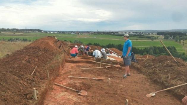 В Чувашии исследуют финно-угорский и мордовский могильники