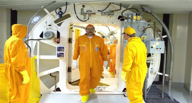 Обеспечение безопасности на АЭС «Ангра»