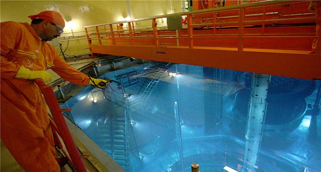 Реактор АЭС «Ангра-1»