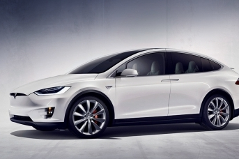 Электромобиль Model S компании Tesla Motors Tesla Com
