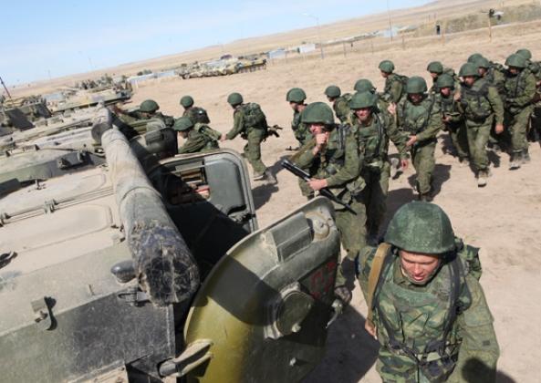 Российская военная база в Армении была поднята по тревоге