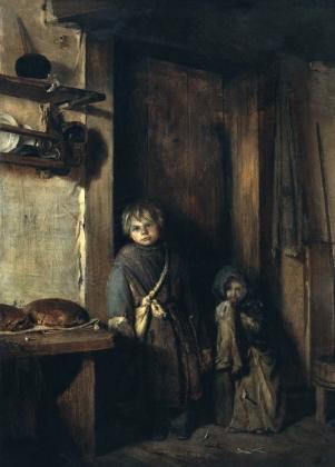 Исчезающая Литва: из 50 деревенских детей — 39 живут в нищете