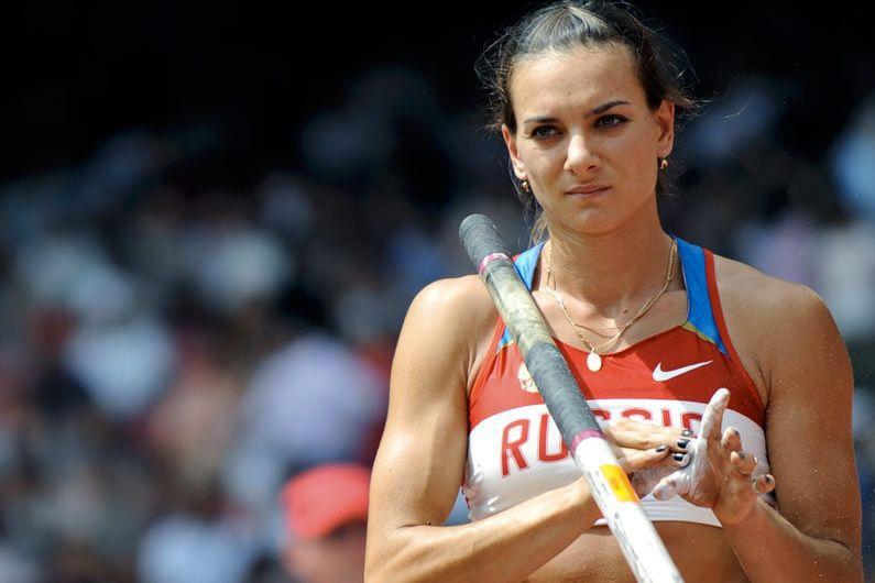 Знаменитые русские спортсменки фото — img 14