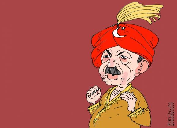 Эрдоган может предстать перед Путиным в роли «де Голля» и «халифа»
