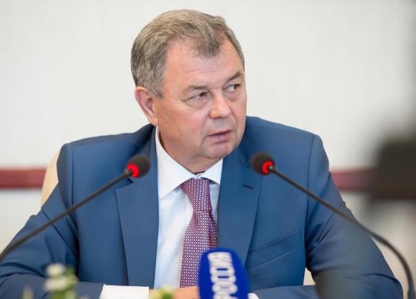 Губернатор Калужской области Анатолий Дмитриевич Артамонов