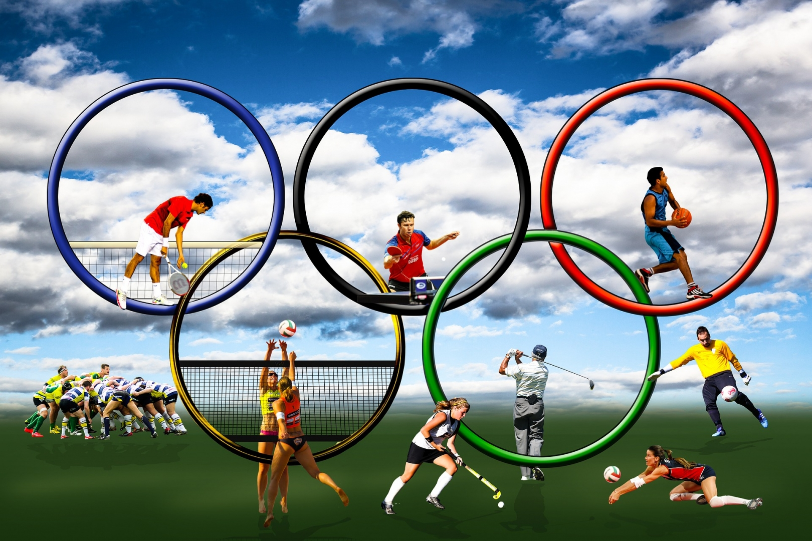 фото коллекции картинок спорт территорией страны