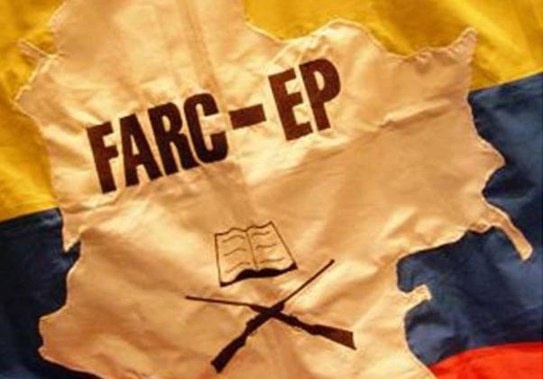 Флаг FARC- EP