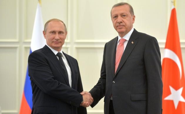 СМИ ФРГ: «Эрдоган проиграл, а Путин сорвал банк»