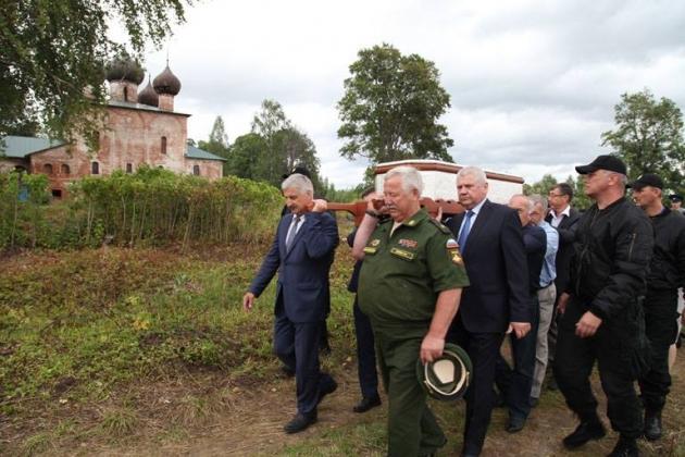 Адмирал Федор Ушаков вернулся на место своего рождения
