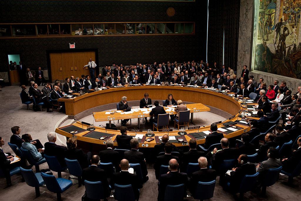 США заблокировали в СБ ООН заявление по атаке на посольство России в Сирии