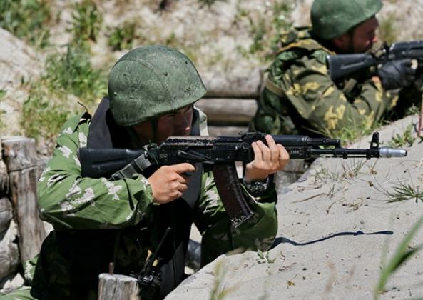На стартовавших учениях под Калининградом израсходуют 25 тыс. боеприпасов