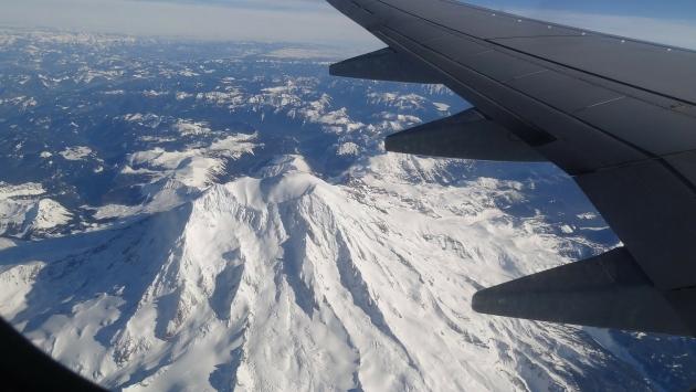 Самолёты Северного флота провели ледовую разведку в Арктике