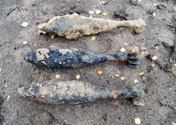 Севастополь получил новый полигон для подрыва найденных боеприпасов