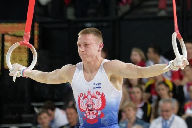 Денис Аблязин завоевал свою третью медаль Олимпиады-2016