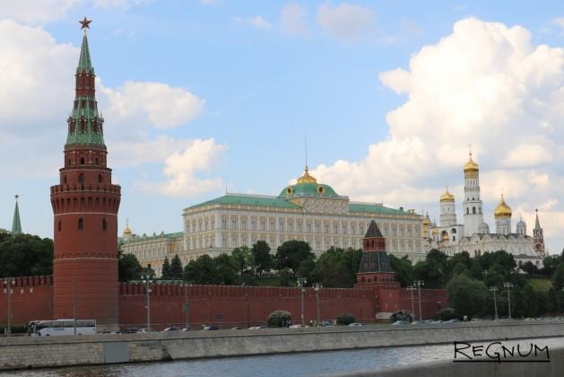 В Москве — лихорадка, но «Москва в состоянии все пережить» ВИДЕО