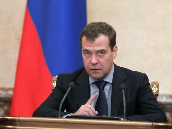 Дмитрий Медведев проведёт в Пскове совещание по развитию субъектов РФ