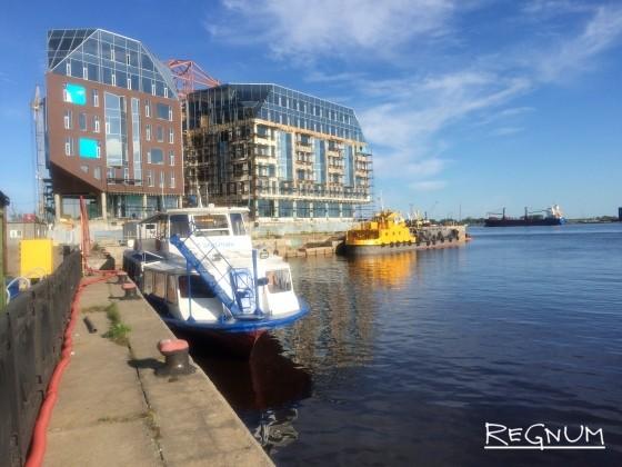 Без аукциона: Как власти Архангельска выделяют землю на набережной