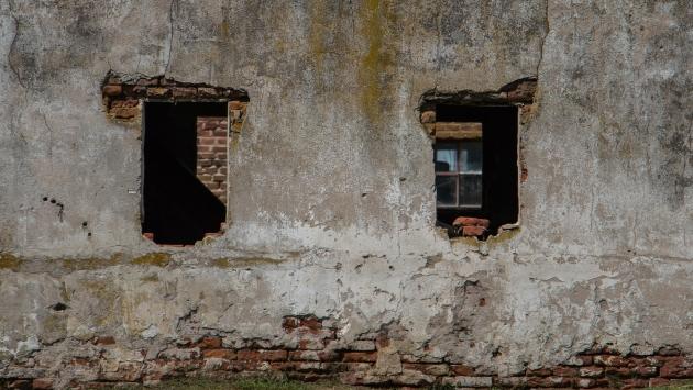 Екатеринбург – в аварийном жилом доме вновь обрушилась стена