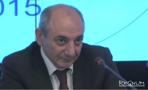 Глава Карабаха заявил о необходимости разумных и соразмерных компромиссов