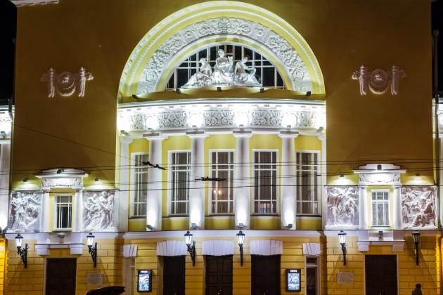 В Ярославле покажут лучшие спектакли России и Зарубежья