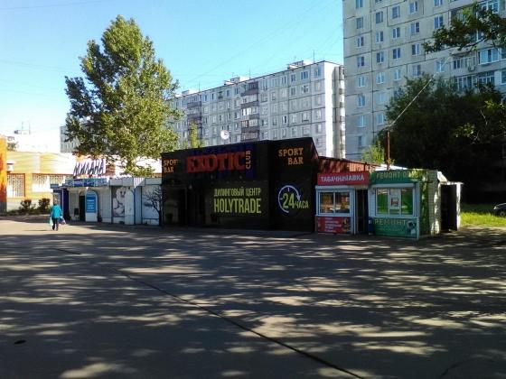 Ларечный бизнес в Ярославле ищет защиты у государства