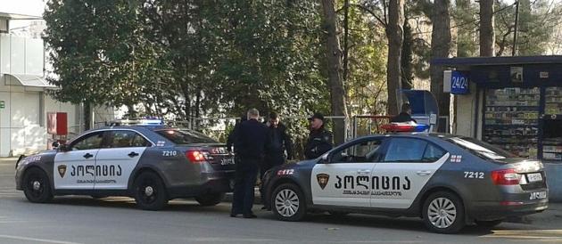 МВД Грузии задержало 5 членов преступной группировки