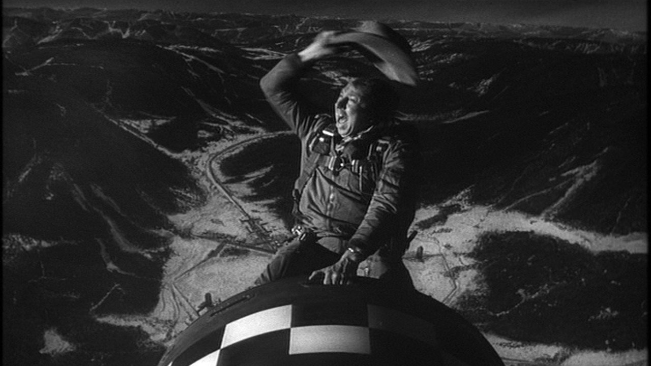 the theme of cold war represented in blind mans bluff and dr strangelove