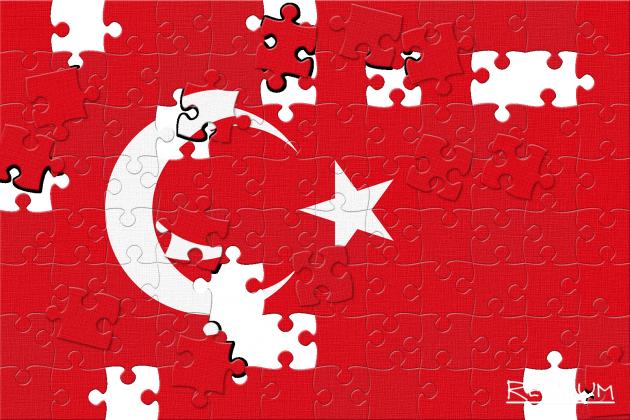 Путин—Эрдоган: вынужденное примирение