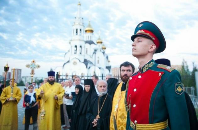 Православные Ростова-на-Дону могут поклониться мощам адмирала Ушакова