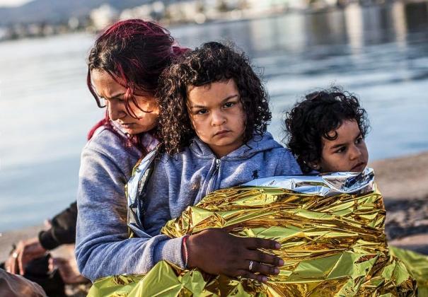В Латвию прибыли новые беженцы из Сирии