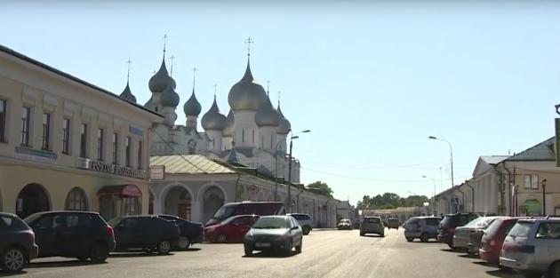 Ярославская область примет «Золотую маску»