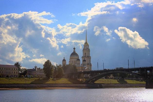 Символом Рыбинска Ярославской области может стать... пряник