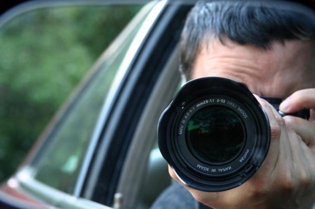 Фотошпионы впервые сняли компактный кроссовер Kia Rio