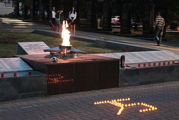 ОНФ: Не все Вечные огни в Ростовской области оказались вечными