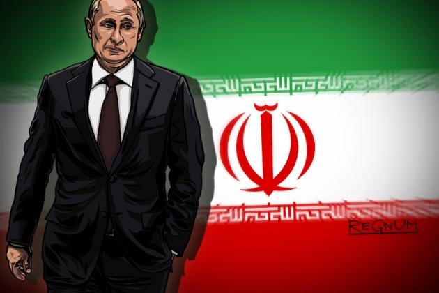 Италия: русские самолеты в Иране – провал США