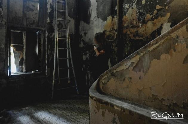 За счет инвесторов: в Москве готовят реставрацию дома Наркомфина
