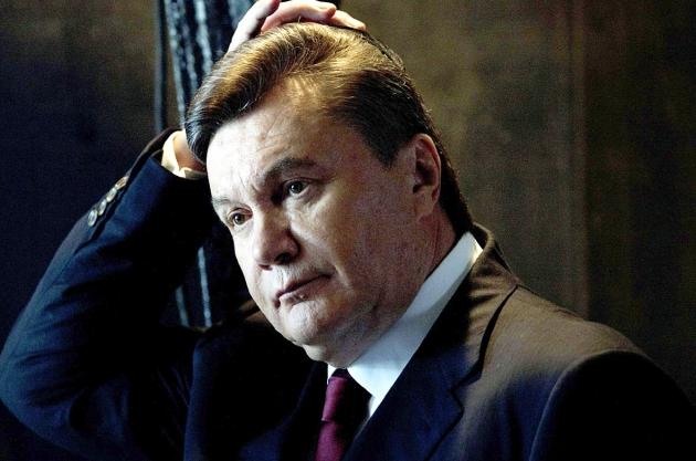 Янукович требует очной ставки с Порошенко, Яценюком и Турчиновым