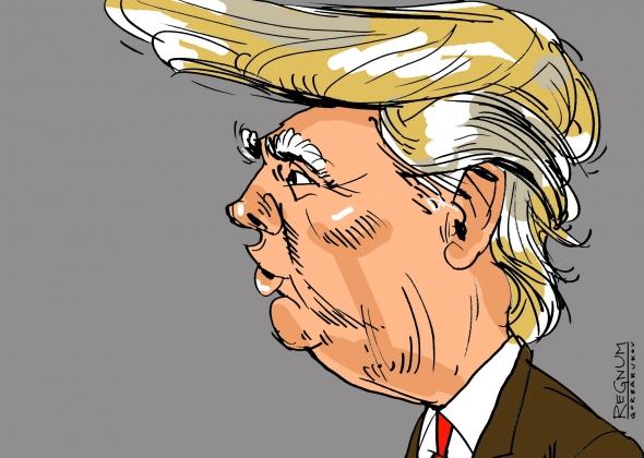 Трамп не стал комментировать встречу с американскими разведчиками