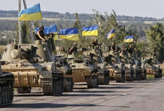OSTKRAFT: Наступление ВС Украины на Донбасс ожидается 28 августа