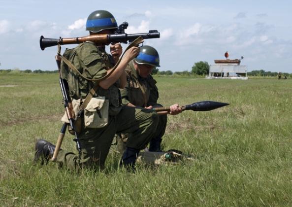 Молдавия назвала учения России и Приднестровья «незаконными»